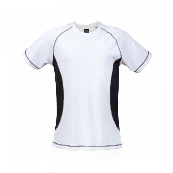 Camiseta Adulto Tecnic Combi - Negro / XXL