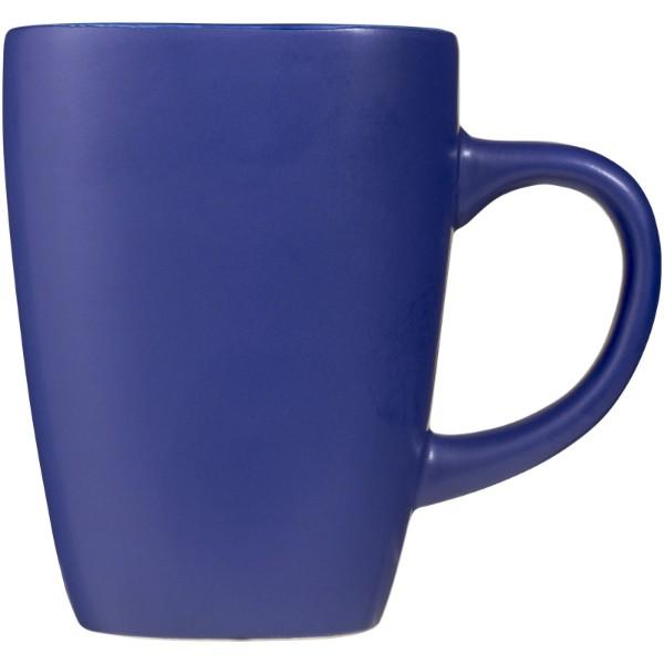 """Taza de cerámica de 350 ml """"Folsom"""" - Azul"""