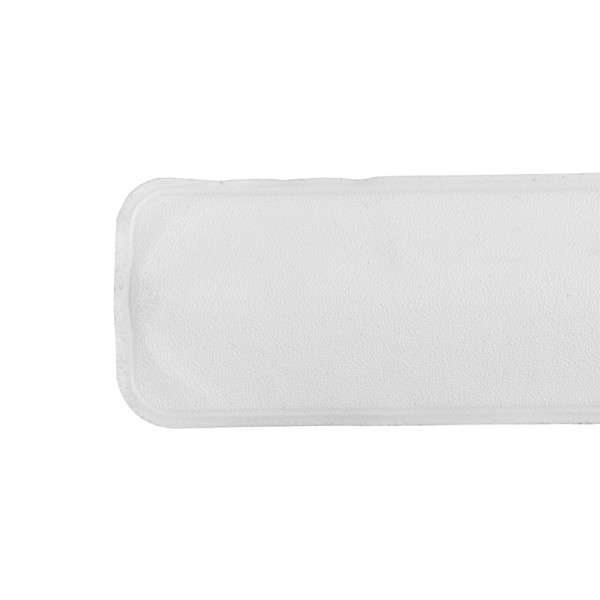 Opaska odblaskowa 30 cm - Srebrny