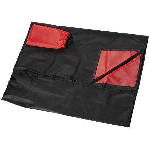 Esterilla de pícnic Perry - Rojo