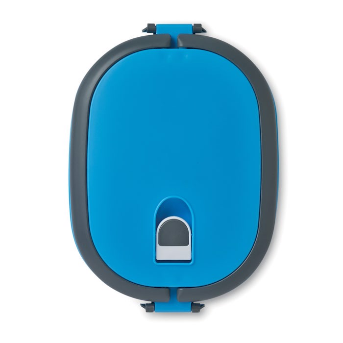 Lunch box with air tight lid Delux Lunch - Turquoise