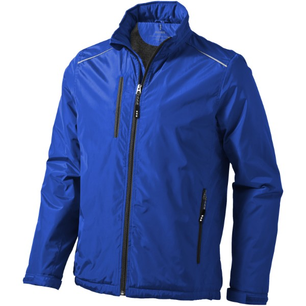 Smithers fleece lined jacket - Blue / L