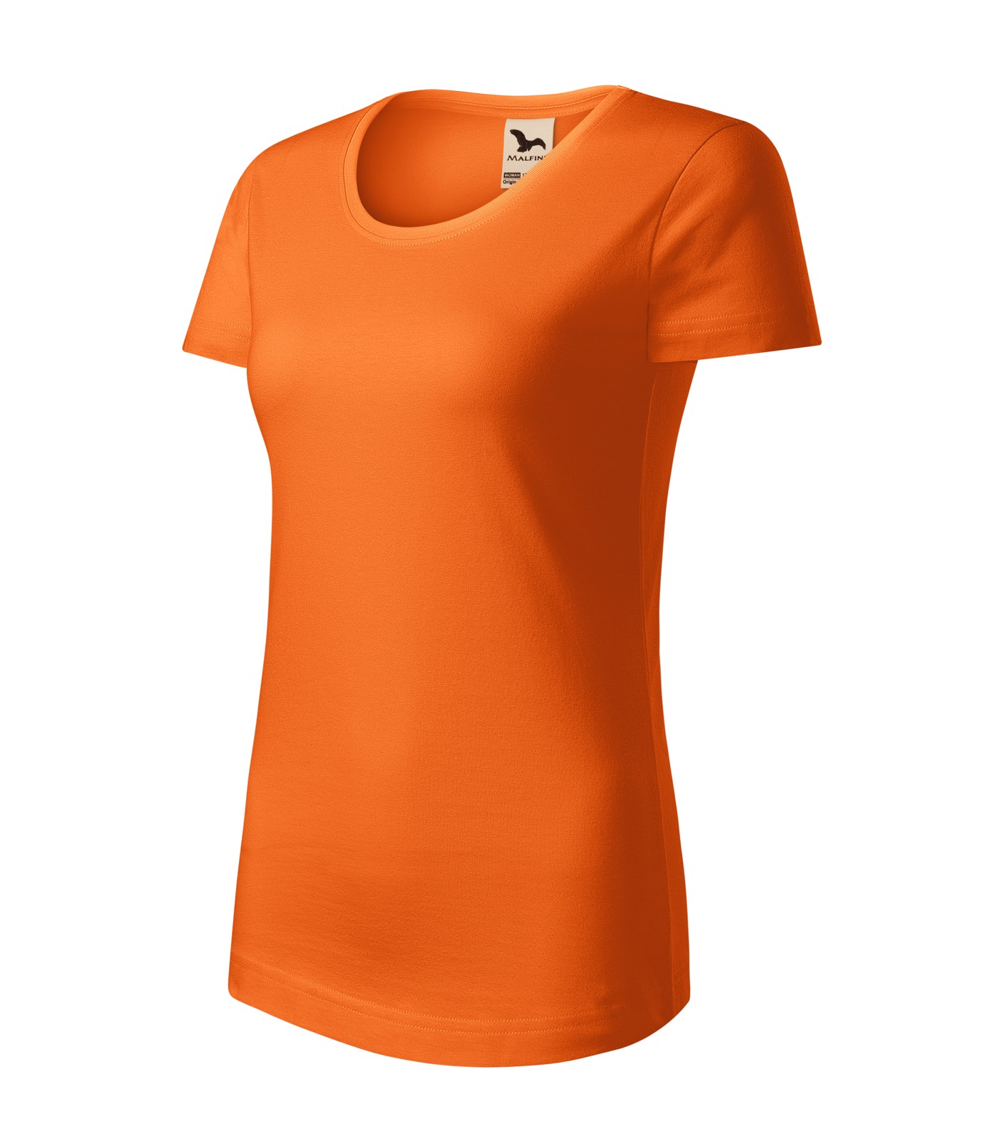 T-shirt women's Malfini Origin - Orange / 2XL