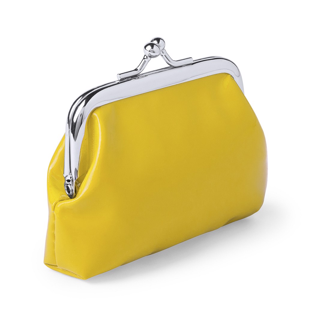 Monedero Zirplan - Amarillo