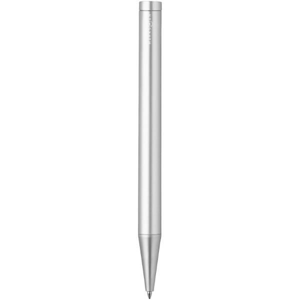 Kuličkové pero Carve - Stříbrný
