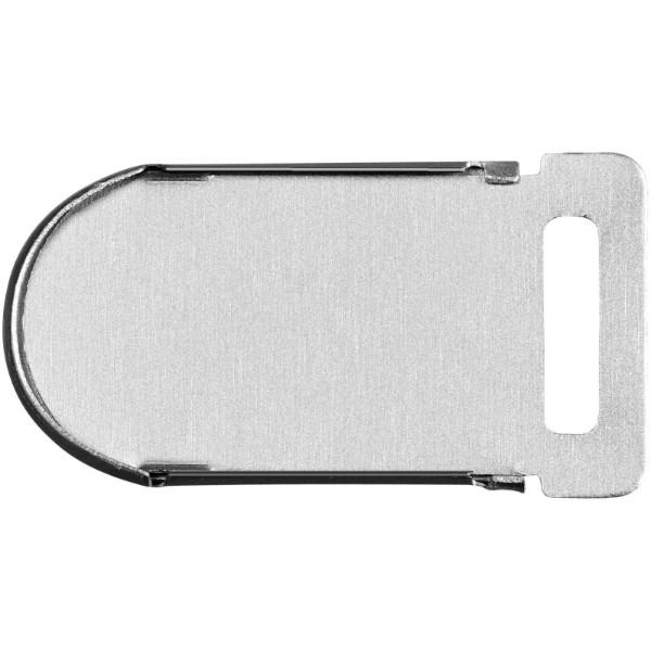 Hliníková krytka kamery Privy - Stříbrný