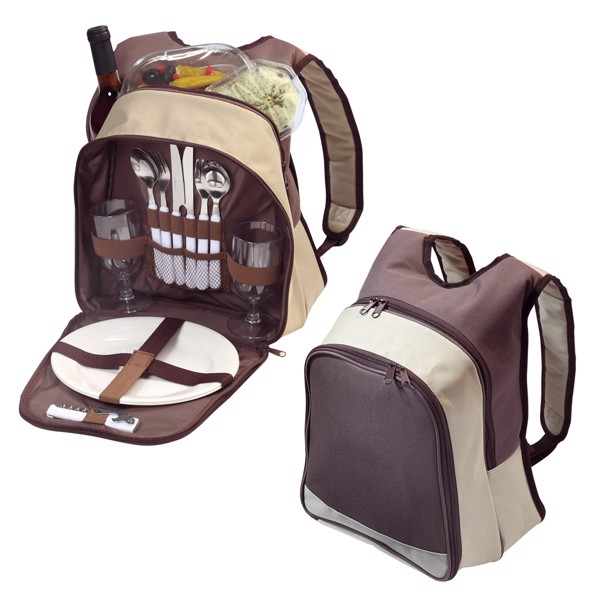"""Picnic Backpack """"Meadow"""""""