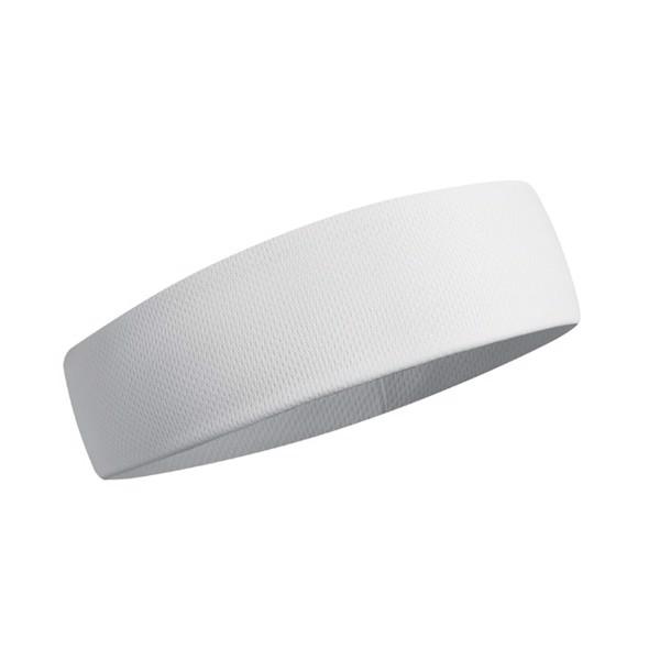 Opaska na głowę Sportcool - biały