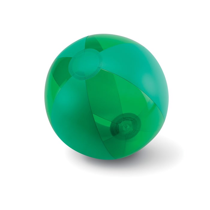 Piłka plażowa Aquatime - zielony