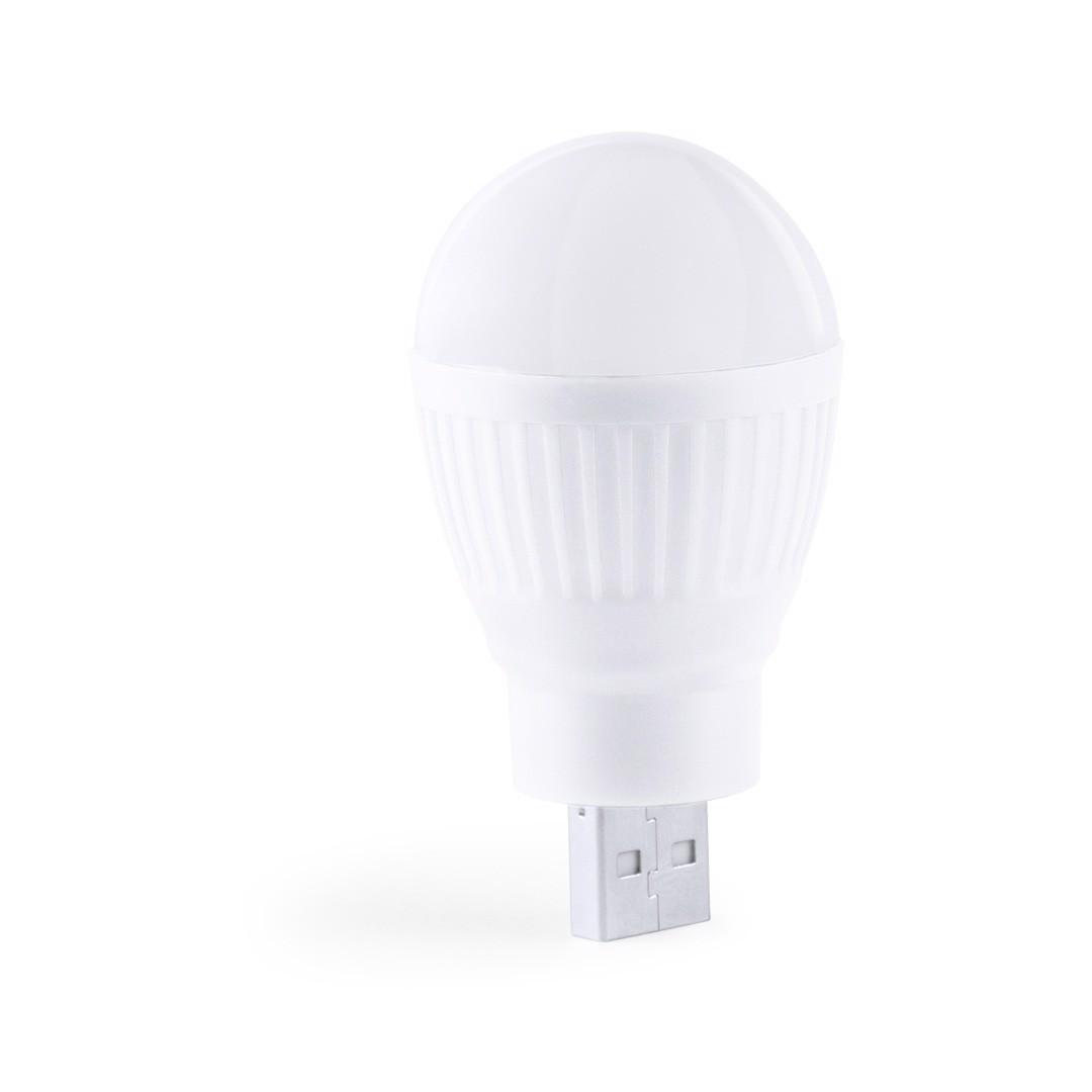 Lámpara USB Kinser - Blanco