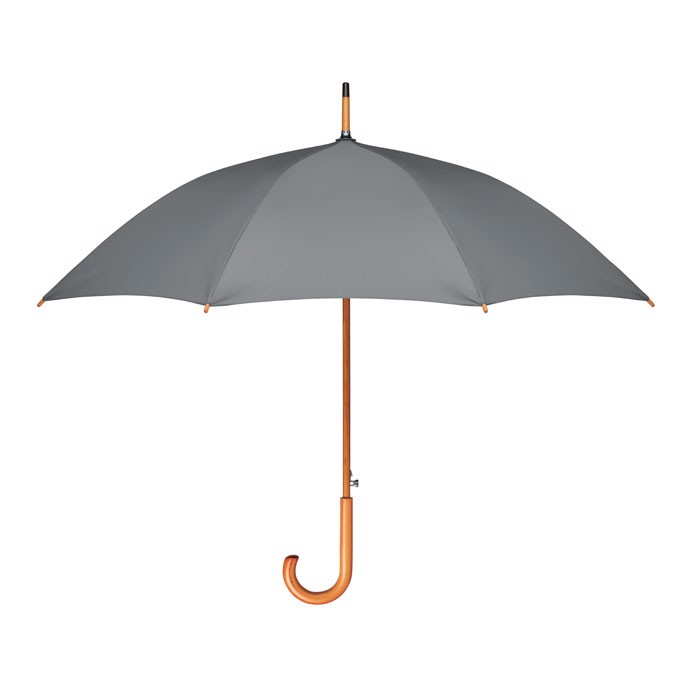 23 inch umbrella RPET pongee Cumuli Rpet - Grey