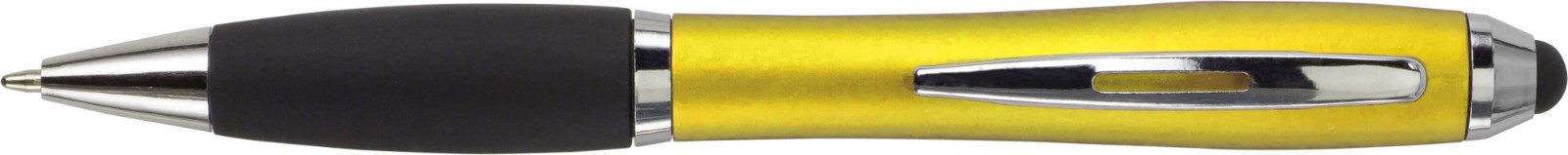 Bolígrafo de ABS - Yellow