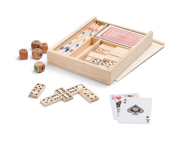 PLAYTIME. Σετ παιχνιδιού 4 σε 1