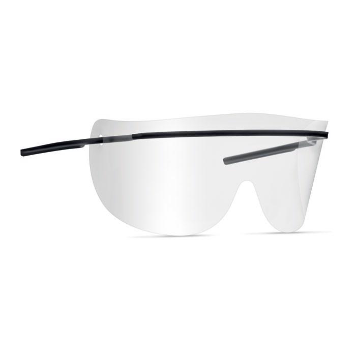 Zaščitna očala proti pljuskom iz PET plastike Droplet