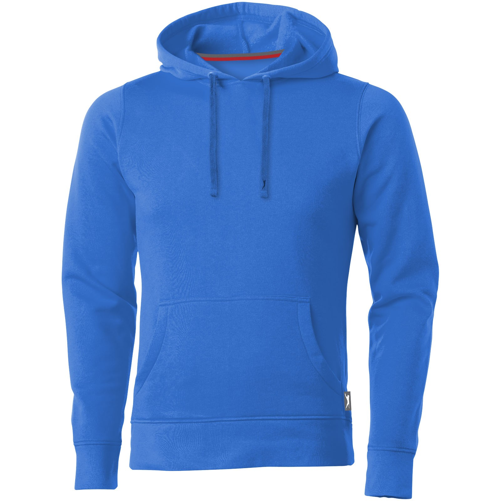 Alley hooded sweater - Sky blue / M
