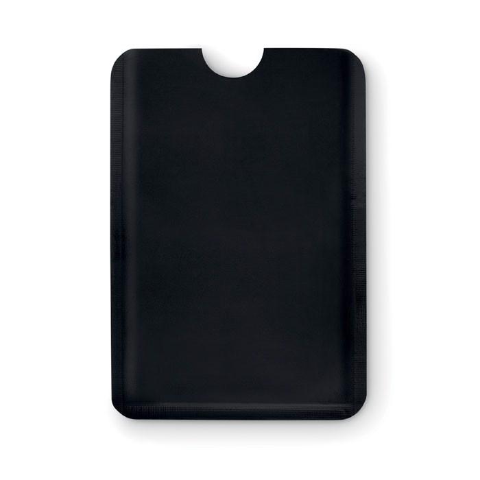 Plastic RFID data  protector Guardian - Black