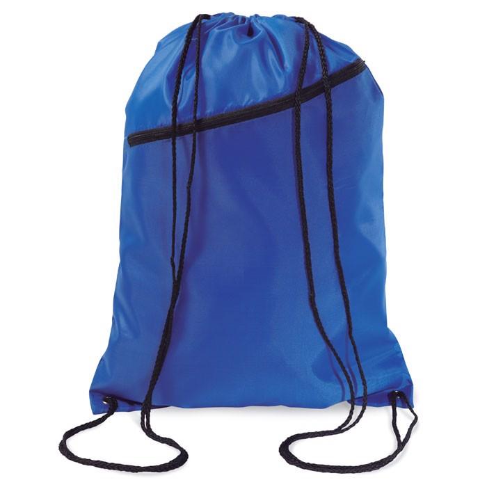 Velký batoh se šňůrkami Bigshoop - royal blue
