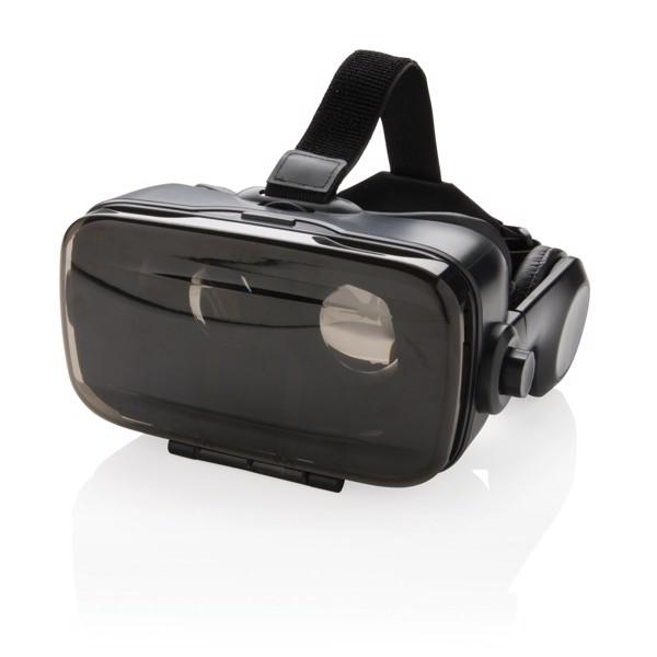 VR očala z vgrajenimi slušalkami