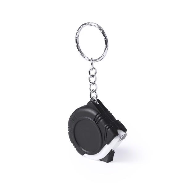 Flexómetro Harrol 1m - Negro