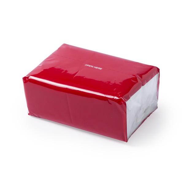 Pañuelos Winton - Rojo