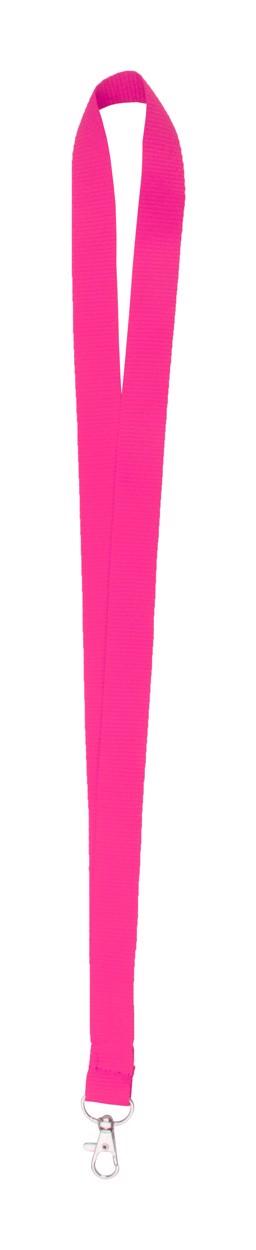 Lanyard Neck - Růžová