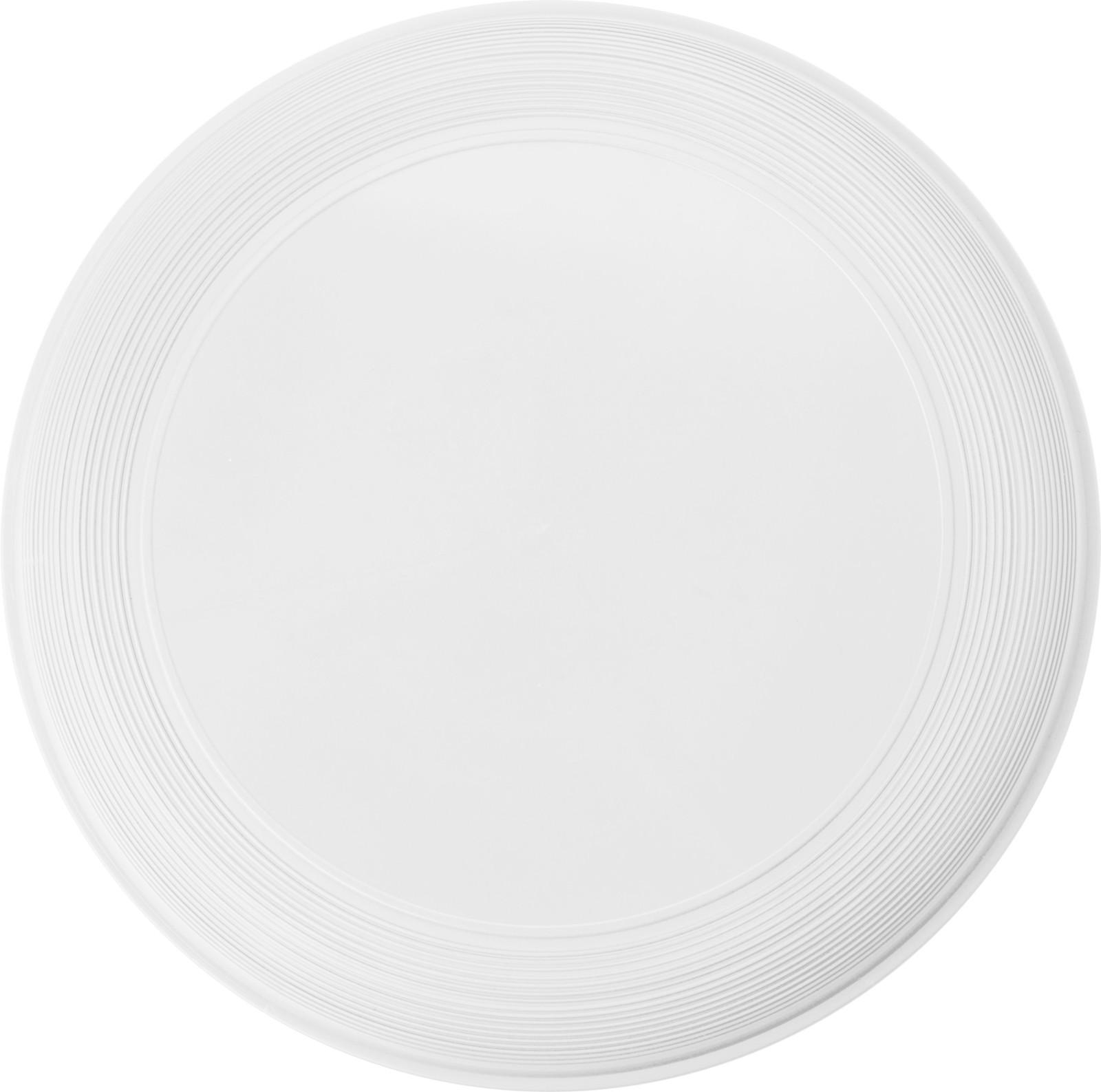 PP Frisbee - White