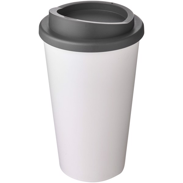 Americano® 350 ml insulated tumbler - White / Grey