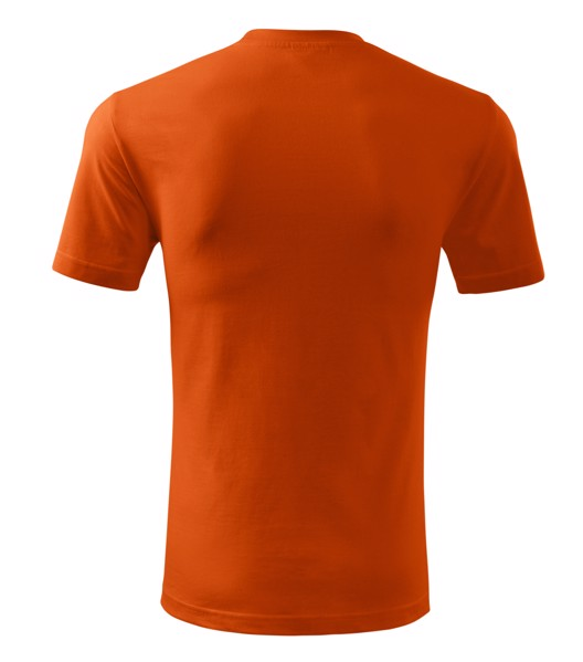 Tričko pánské Malfini Classic New - Oranžová / XL