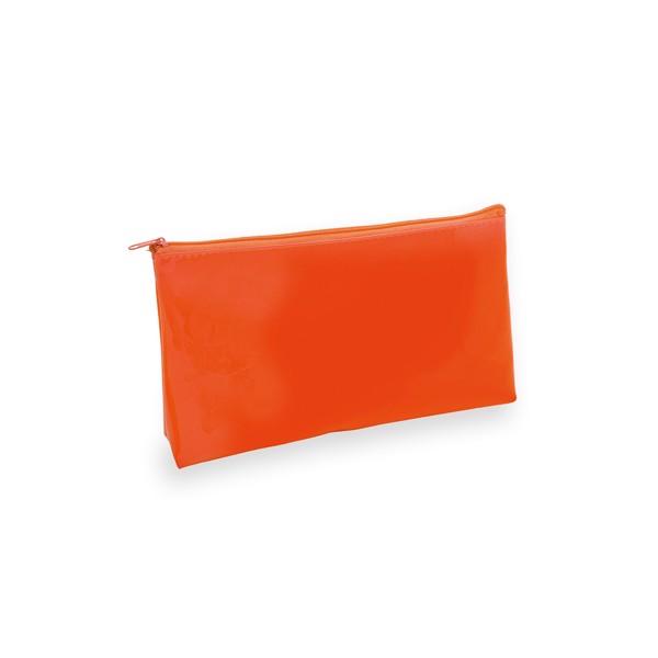 Neceser Valax - Naranja Fluor