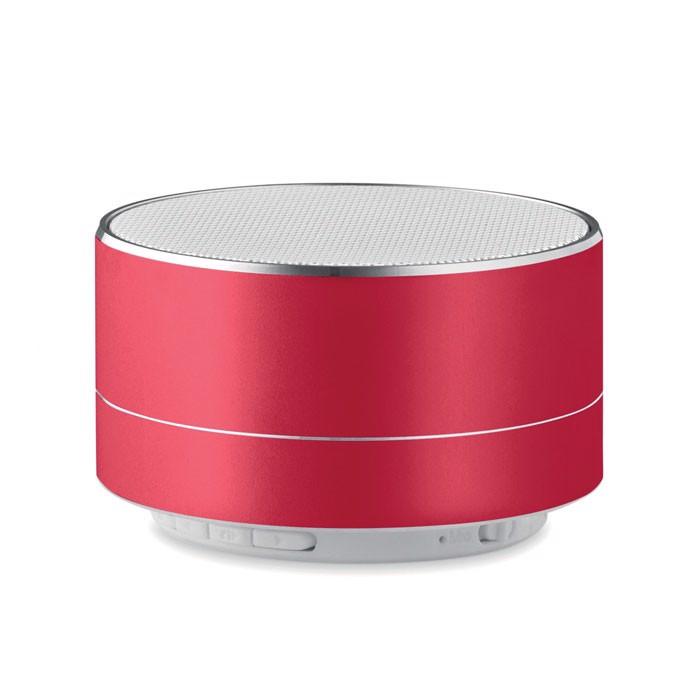 3W wireless speaker Sound - Red