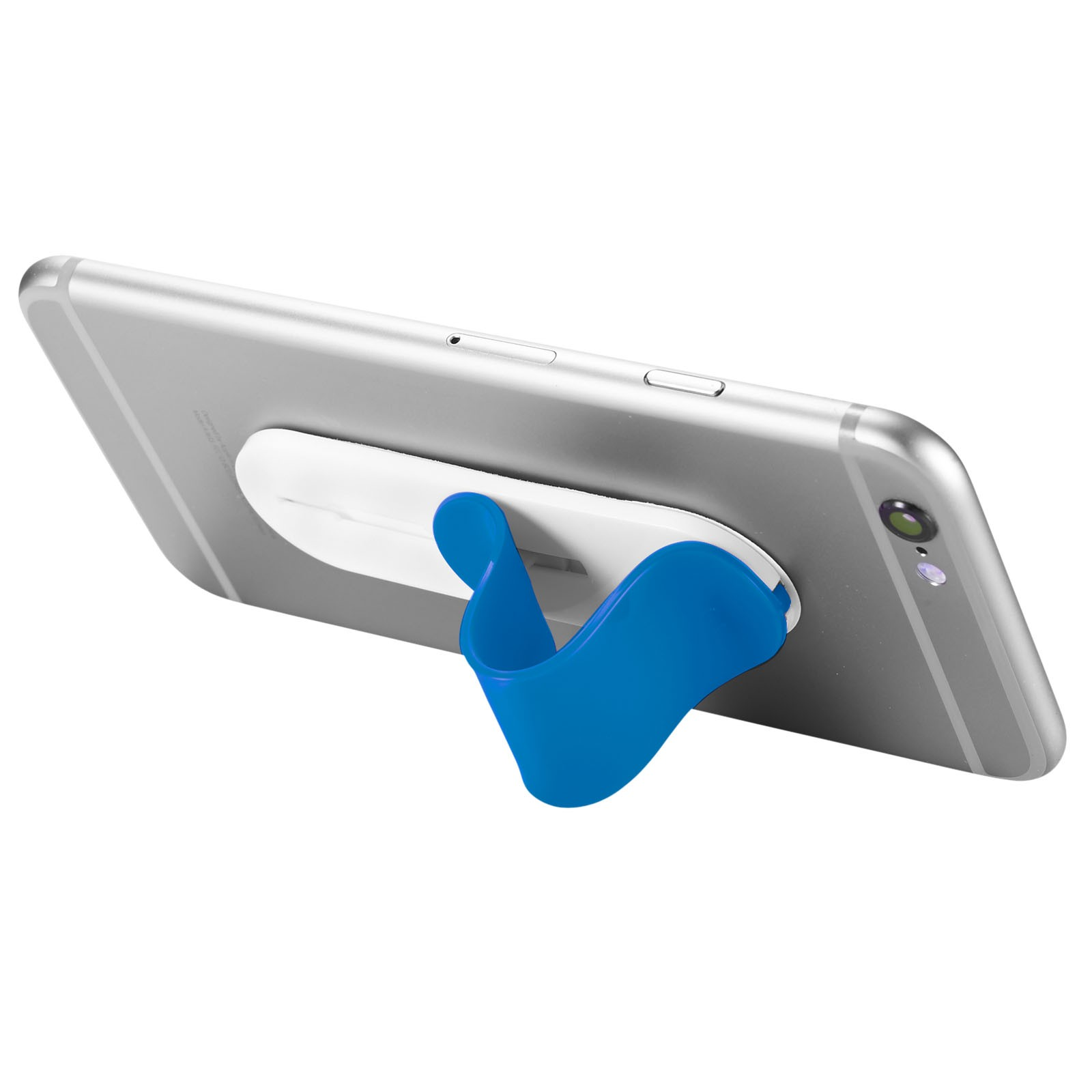 Compress smartphone stand - Blue