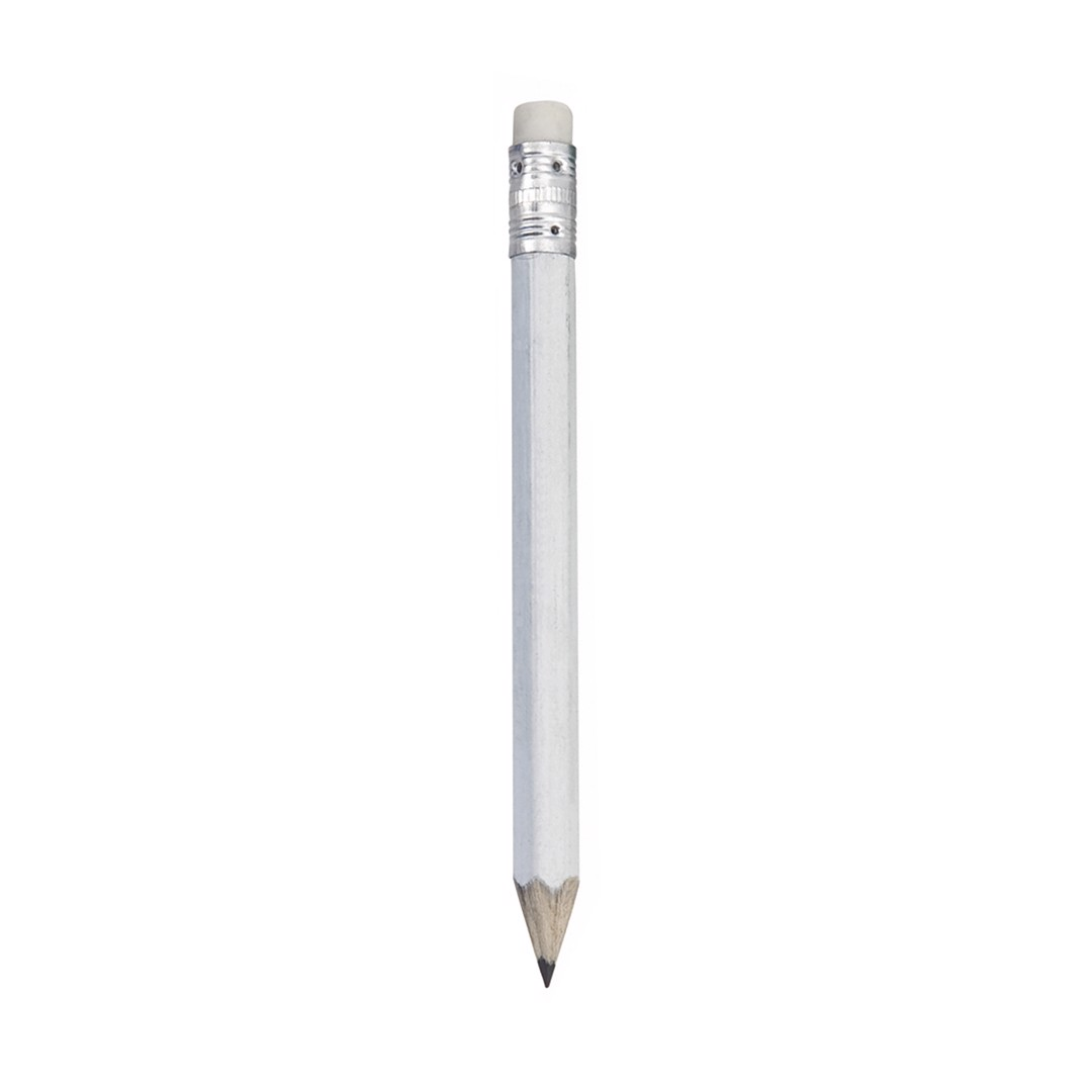 Pencil Minik - White