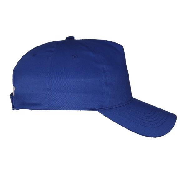 Czapka z daszkiem Coimbra - Niebieski