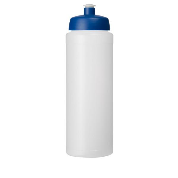 Baseline® Plus 750 ml bottle with sports lid - Transparent / Blue