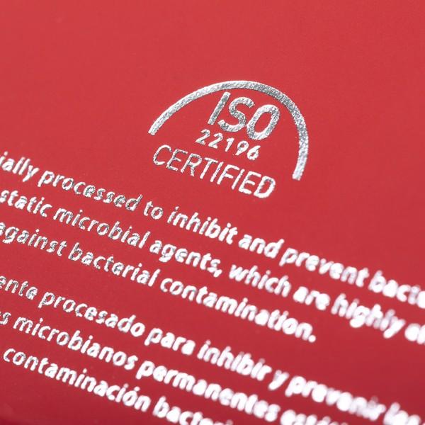 Bloc Notas Antibacteriano Kioto - Blanco
