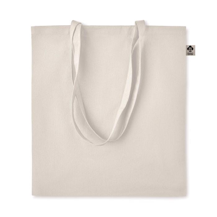 Organic cotton shopping bag Zimde
