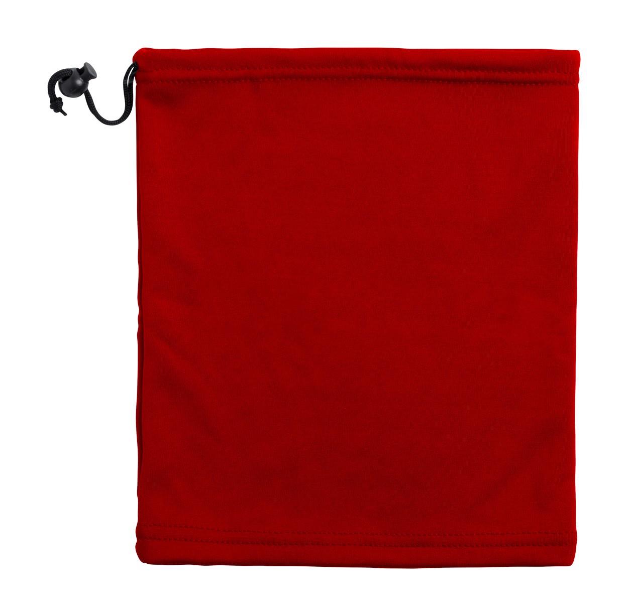 Nek Warmer Și Căciulă Ponkar - Roșu
