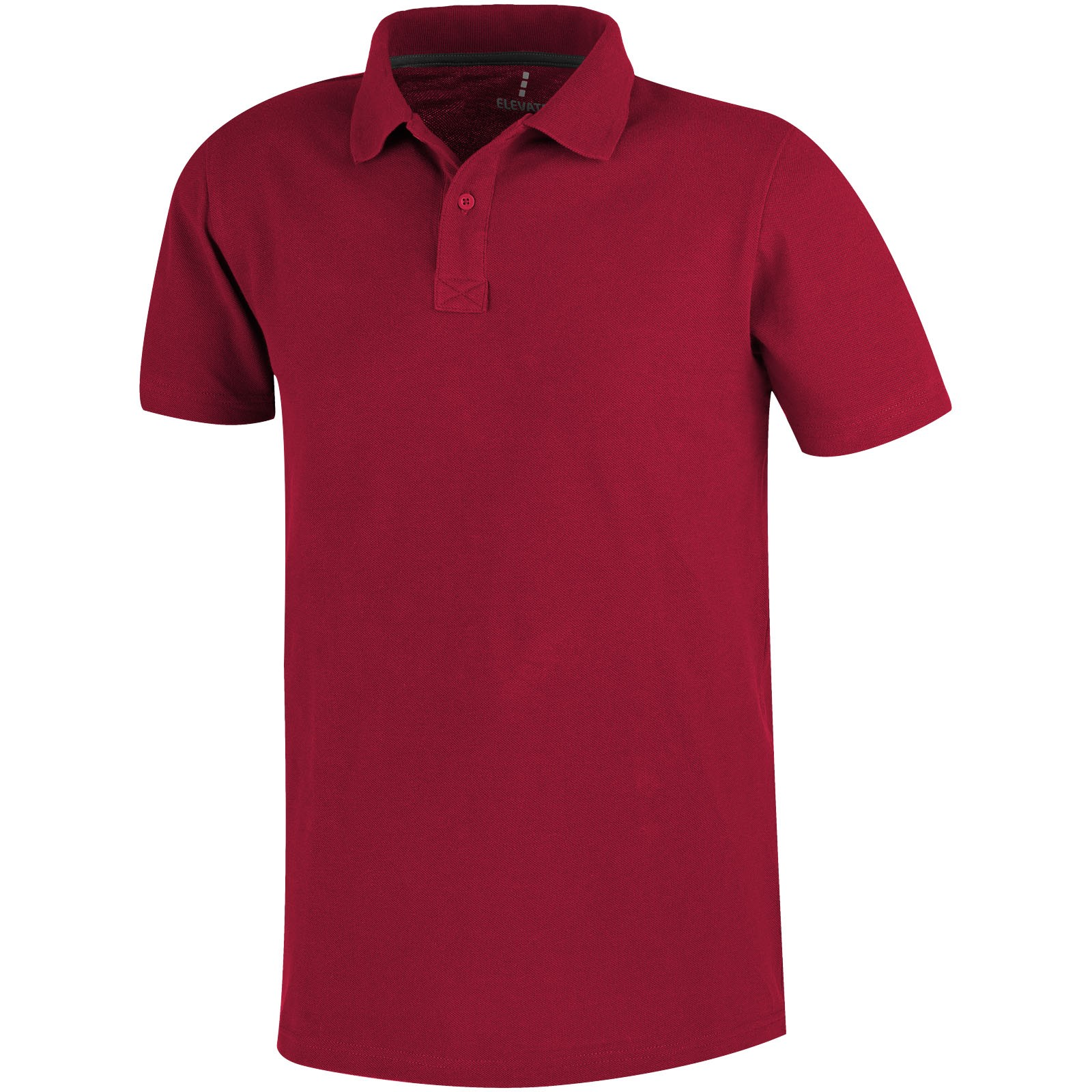 Primus short sleeve men's polo - Red / M