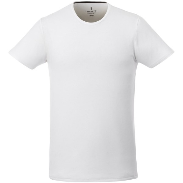 Balfour short sleeve men's GOTS organic t-shirt - White / XL