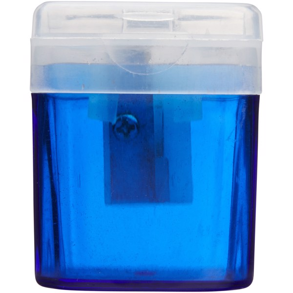 Ořezávátko s nádobkou Sharpi - Modrá