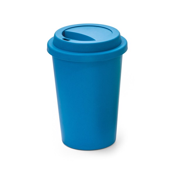 BACURI. Travel cup 450 ml - Blue