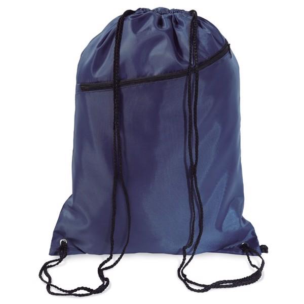 Large drawstring bag Bigshoop - Blue