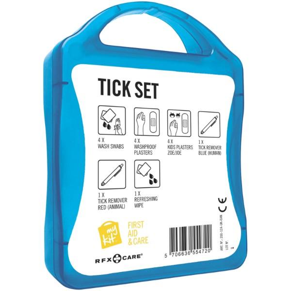 MyKit Tick First Aid Kit - Blue