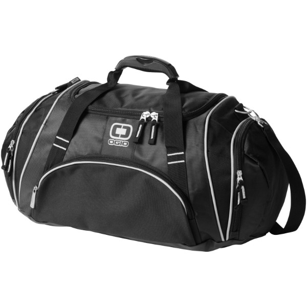 Crunch duffel bag - Solid black