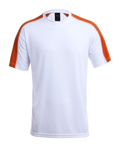 Sport T-Shirt Tecnic Dinamic Comby - Orange / White / XXL