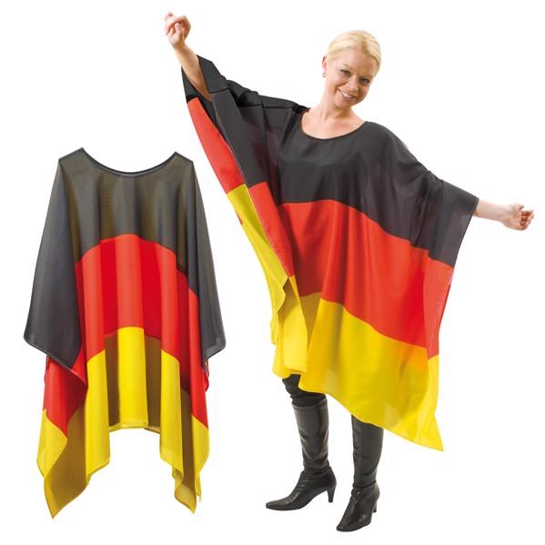 "Flaggenponcho ""Nations"""