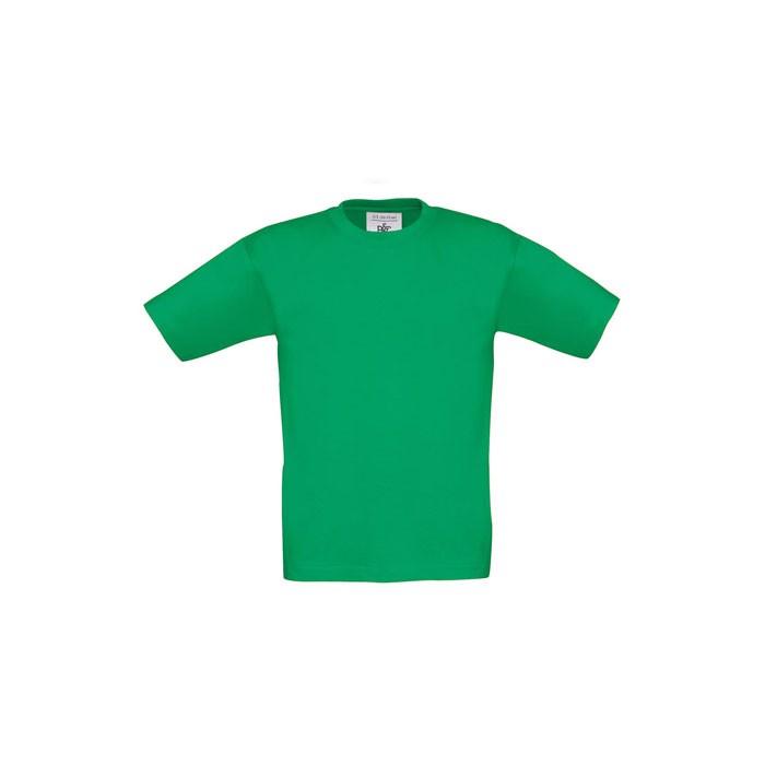 Kids T-Shirt 185 g/m² Exact 190 Kids Tk301 - Kelly Green / XL