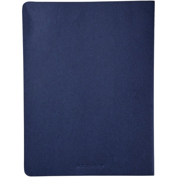 Cahier Journal XL - ruled - Indigo blue