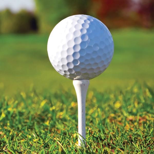 Golf Ball Nessa - White