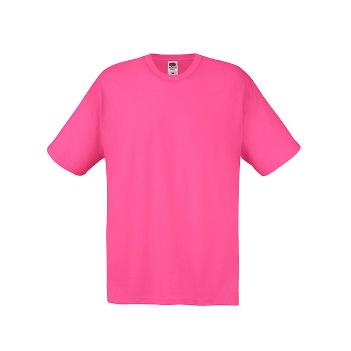 T-shirt Unisex 145 g/m² Original Full Cut 61-082-0 - Fuchsia / L